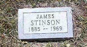 STINSON, JAMES - La Plata County, Colorado   JAMES STINSON - Colorado Gravestone Photos