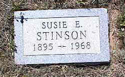 STINSON, SUSIE E. - La Plata County, Colorado | SUSIE E. STINSON - Colorado Gravestone Photos