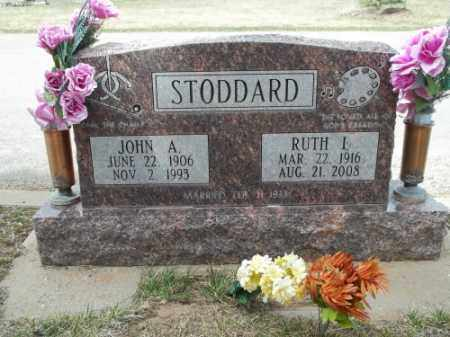 STODDARD, JOHN A. - La Plata County, Colorado   JOHN A. STODDARD - Colorado Gravestone Photos