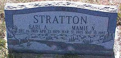 STRATTON, MAMIE N. - La Plata County, Colorado | MAMIE N. STRATTON - Colorado Gravestone Photos