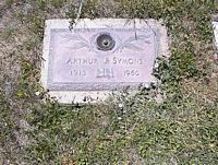 SYMONS, ARTHUR J. - La Plata County, Colorado | ARTHUR J. SYMONS - Colorado Gravestone Photos