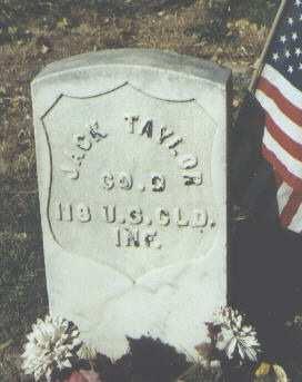 TAYLOR, JOHN 'JACK' - La Plata County, Colorado   JOHN 'JACK' TAYLOR - Colorado Gravestone Photos
