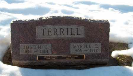 TERRILL, JOHN T. - La Plata County, Colorado | JOHN T. TERRILL - Colorado Gravestone Photos