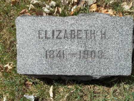 TIFFANY, ELIZABETH H. - La Plata County, Colorado | ELIZABETH H. TIFFANY - Colorado Gravestone Photos