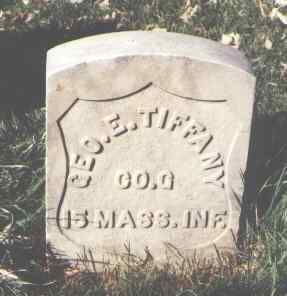 TIFFANY, GEO. E. - La Plata County, Colorado | GEO. E. TIFFANY - Colorado Gravestone Photos