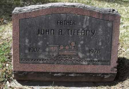 TIFFANY, JOHN A. - La Plata County, Colorado | JOHN A. TIFFANY - Colorado Gravestone Photos