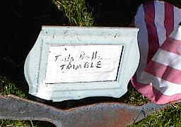 TRIMBLE, TWILA BELLE - La Plata County, Colorado | TWILA BELLE TRIMBLE - Colorado Gravestone Photos