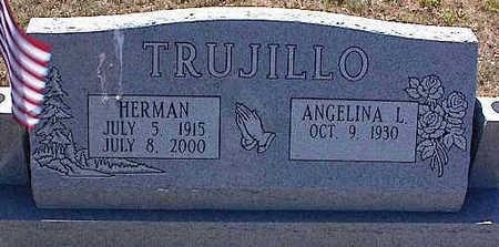 TRUJILLO, HERMAN - La Plata County, Colorado   HERMAN TRUJILLO - Colorado Gravestone Photos