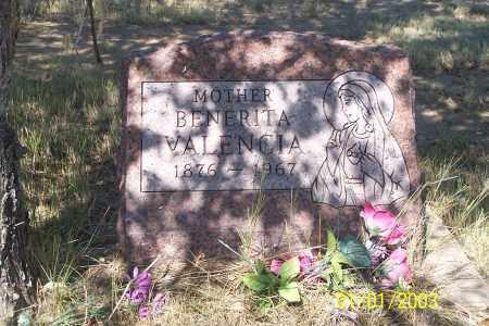 VALENCIA, BENERITA - La Plata County, Colorado | BENERITA VALENCIA - Colorado Gravestone Photos