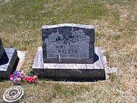 WALKER, MARY ALICE - La Plata County, Colorado | MARY ALICE WALKER - Colorado Gravestone Photos