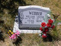 "WEBBER, VELMA ""IRENE"" - La Plata County, Colorado | VELMA ""IRENE"" WEBBER - Colorado Gravestone Photos"