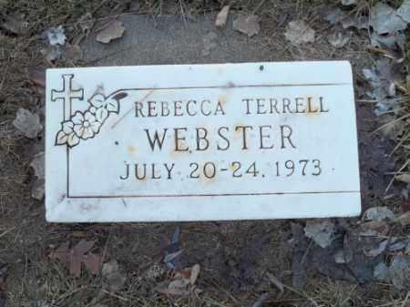 WEBSTER, REBECCA TERRELL - La Plata County, Colorado | REBECCA TERRELL WEBSTER - Colorado Gravestone Photos