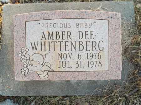 WHITTENBERG, AMBER DEE - La Plata County, Colorado | AMBER DEE WHITTENBERG - Colorado Gravestone Photos