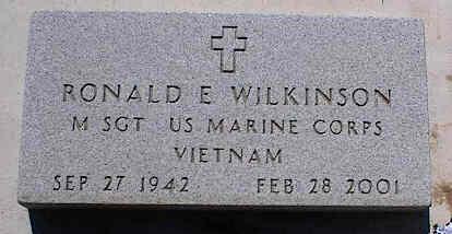WILKINSON, RONALD E. - La Plata County, Colorado   RONALD E. WILKINSON - Colorado Gravestone Photos