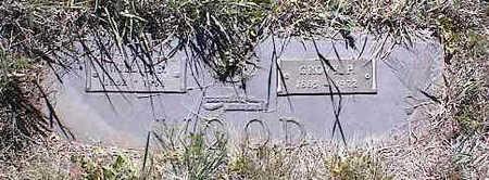 WOOD, GROVY P. - La Plata County, Colorado | GROVY P. WOOD - Colorado Gravestone Photos