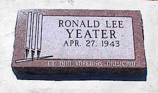 YEATER, RONALD LEE - La Plata County, Colorado | RONALD LEE YEATER - Colorado Gravestone Photos