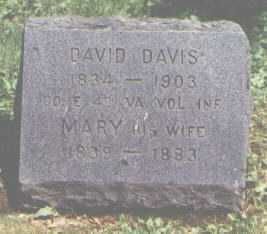 DAVIS, MARY - Larimer County, Colorado | MARY DAVIS - Colorado Gravestone Photos