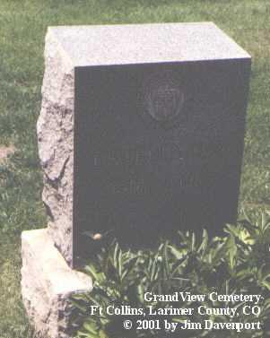 DAY, ESTELLA - Larimer County, Colorado | ESTELLA DAY - Colorado Gravestone Photos
