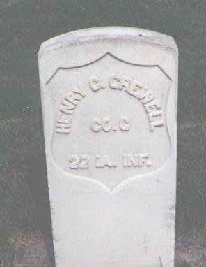 GREWELL, HENRY C. - Larimer County, Colorado   HENRY C. GREWELL - Colorado Gravestone Photos