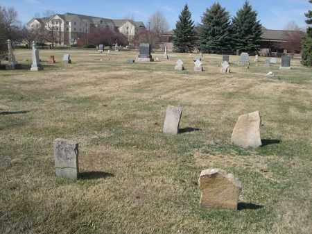 *HARMONY PIONEER CEMETERY, VIEW OF - Larimer County, Colorado   VIEW OF *HARMONY PIONEER CEMETERY - Colorado Gravestone Photos