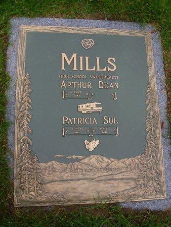 MILLS, PATRICIA - Larimer County, Colorado | PATRICIA MILLS - Colorado Gravestone Photos