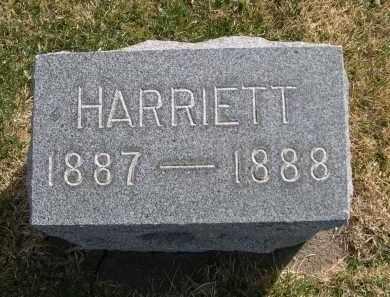 MOBLEY, HARRIETT - Larimer County, Colorado   HARRIETT MOBLEY - Colorado Gravestone Photos