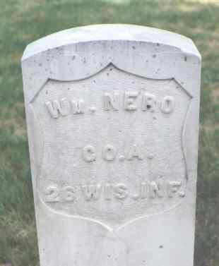 NERO, WM. - Larimer County, Colorado | WM. NERO - Colorado Gravestone Photos