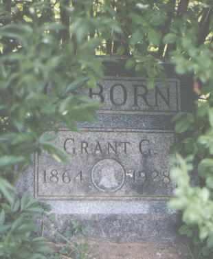 OSBORN, GRANT G. - Larimer County, Colorado | GRANT G. OSBORN - Colorado Gravestone Photos