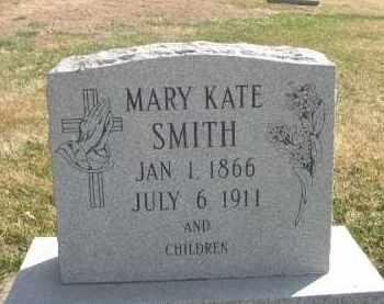 SMITH, CHILDREN OF MARY KATE - Larimer County, Colorado   CHILDREN OF MARY KATE SMITH - Colorado Gravestone Photos