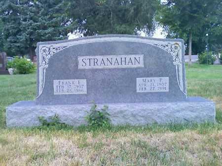 DAVIS STRANAHAN, MARY P. - Larimer County, Colorado | MARY P. DAVIS STRANAHAN - Colorado Gravestone Photos