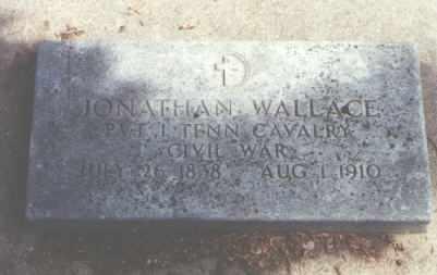 WALLACE, JONATHAN - Larimer County, Colorado | JONATHAN WALLACE - Colorado Gravestone Photos