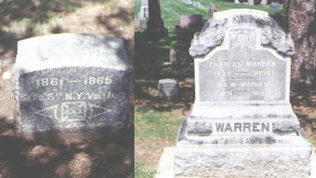WARREN, IDA M. - Larimer County, Colorado   IDA M. WARREN - Colorado Gravestone Photos