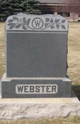 WEBSTER, FAMILY - Larimer County, Colorado   FAMILY WEBSTER - Colorado Gravestone Photos