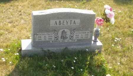"ABEYTA, DULCINEA ""DAISY"" - Las Animas County, Colorado | DULCINEA ""DAISY"" ABEYTA - Colorado Gravestone Photos"