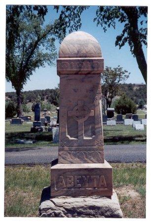 MONTANO ABEYTA, MARIA MANULITA - Las Animas County, Colorado | MARIA MANULITA MONTANO ABEYTA - Colorado Gravestone Photos