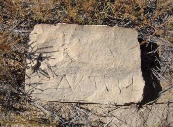 AXTEL, L B - Las Animas County, Colorado   L B AXTEL - Colorado Gravestone Photos
