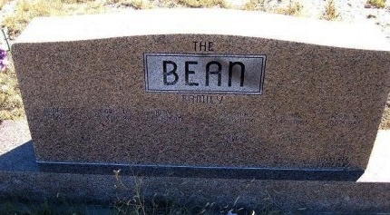 BEAN, PEARL H - Las Animas County, Colorado | PEARL H BEAN - Colorado Gravestone Photos