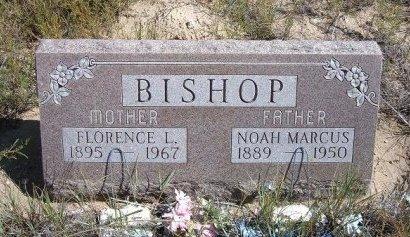 BISHOP, NOAH MARCUS - Las Animas County, Colorado   NOAH MARCUS BISHOP - Colorado Gravestone Photos