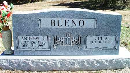 BUENO, JULIA - Las Animas County, Colorado | JULIA BUENO - Colorado Gravestone Photos