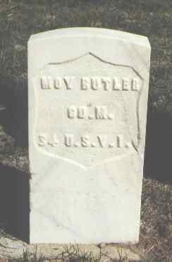 BUTLER, MOY - Las Animas County, Colorado | MOY BUTLER - Colorado Gravestone Photos