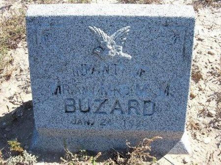 BUZARD, INFANT - Las Animas County, Colorado | INFANT BUZARD - Colorado Gravestone Photos