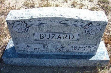BUZARD, ORA E - Las Animas County, Colorado | ORA E BUZARD - Colorado Gravestone Photos