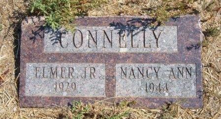 CONNELLY, JR, ELMER - Las Animas County, Colorado   ELMER CONNELLY, JR - Colorado Gravestone Photos