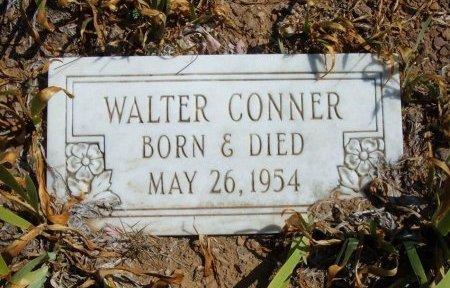 CONNER, WALTER  - Las Animas County, Colorado | WALTER  CONNER - Colorado Gravestone Photos