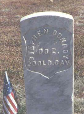 CONROY, STEPHEN - Las Animas County, Colorado   STEPHEN CONROY - Colorado Gravestone Photos