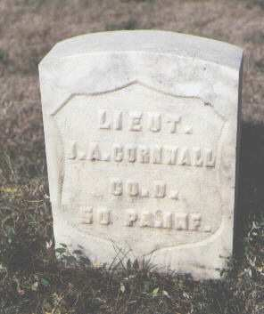 CORNWALL, J. A. - Las Animas County, Colorado   J. A. CORNWALL - Colorado Gravestone Photos