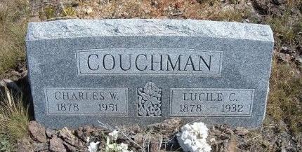COUCHMAN, LUCILE C - Las Animas County, Colorado | LUCILE C COUCHMAN - Colorado Gravestone Photos