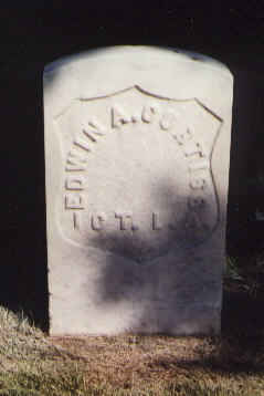 CURTISS, EDWIN A. - Las Animas County, Colorado   EDWIN A. CURTISS - Colorado Gravestone Photos