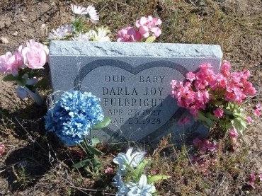 FULBRIGHT, DARLA JOY - Las Animas County, Colorado | DARLA JOY FULBRIGHT - Colorado Gravestone Photos
