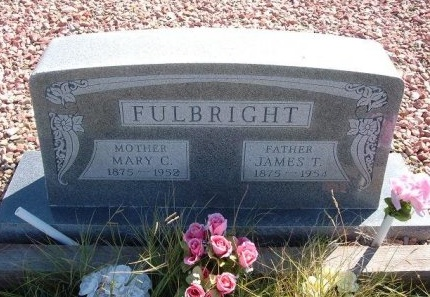 FULBRIGHT, JAMES THOMAS - Las Animas County, Colorado | JAMES THOMAS FULBRIGHT - Colorado Gravestone Photos